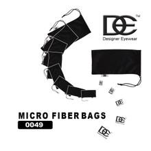 Micro Fiber Bags | DE Designer Eyewear