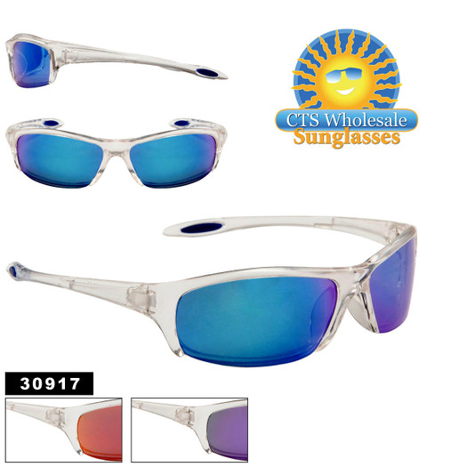 Clear Frame Sunglasses 30917