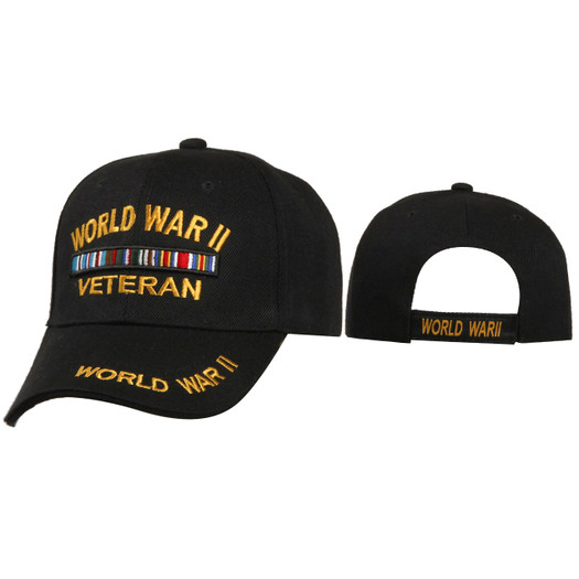Wholesale Veteran Hats ~ C181 ~ World War II
