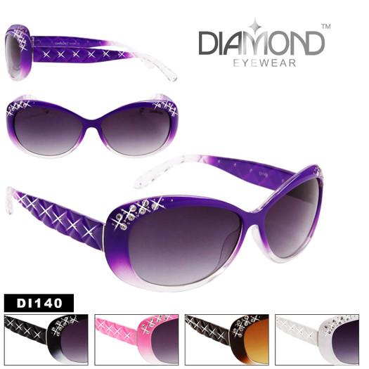 Diamond™ Eyewear Wholesale Sunglasses DI140