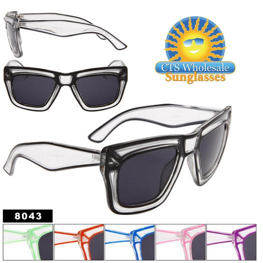 Wholesale Sunglasses - Style # 8043