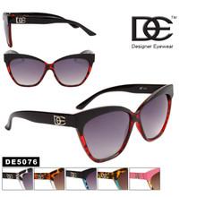 Designer Cat Eye Sunglasses DE5076