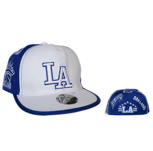 """Wholesale """"LA"""" Baseball Cap"""