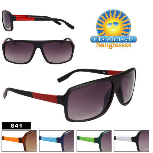 Unisex Fashion Sunglasses by the Dozen - Style # 841