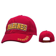 Wholesale Military Caps C128 (1 pc.) MARINES