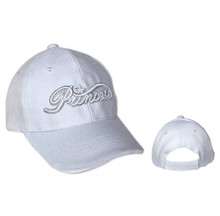 Princess Juniors Baseball Cap White