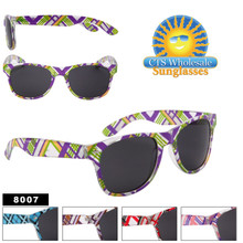 Sunglasses For Wholesale - Style # 8007