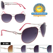 Wholesale Aviators with Rhinestones 8198