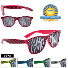 Zebra Lens California Classics 8073