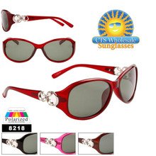 Women's Polarized Sunglasses - 8218