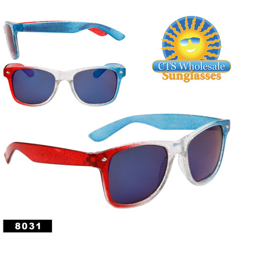 California Classics Sunglasses by the Dozen 8031
