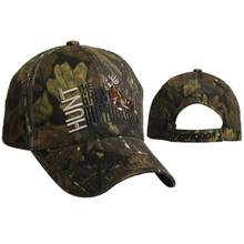 "Wholesale Hunting Caps C6015 (1 pc.) ""Hunt the Great Outdoors"""