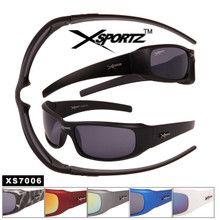 Xsportz™ Men's Sunglasses in Bulk - Style #XS7006