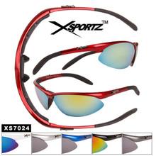 Xsportz™Wholesale Foam Padded Sunglasses - Style #XS7024