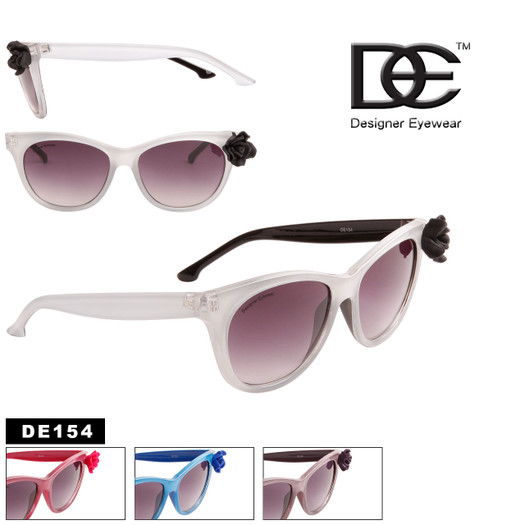 Vintage Cat Eye Sunglasses in Bulk - Style #DE154