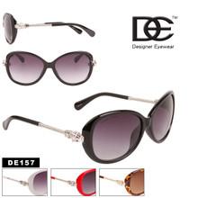 Wholesale DE™ Rhinestone Sunglasses - Style #DE157