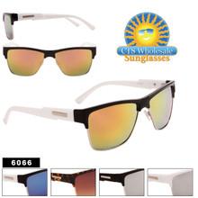 Wholesale Unisex Sunglasses - Style #6066