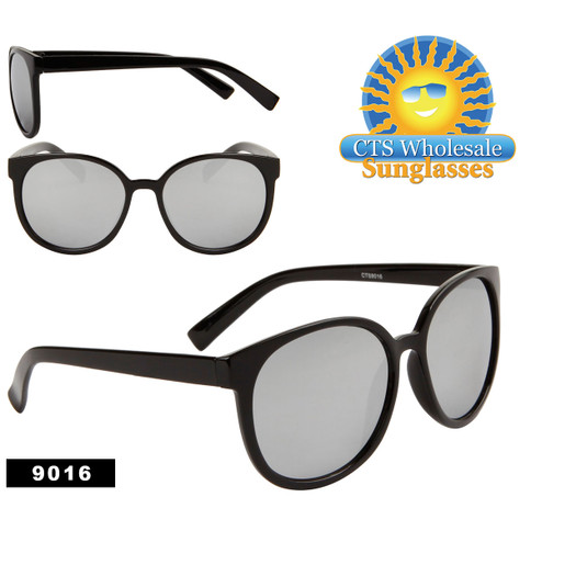 Bulk Mirrored Wholesale Sunglasses - Style #9016
