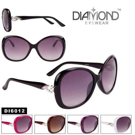 Wholesale Diamond™ Eyewear Rhinestone Sunglasses DI6012