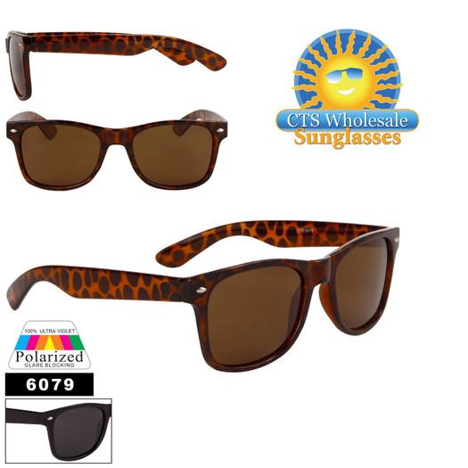 Wholesale Polarized California Classics - Style #6079