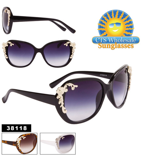 Women's Fashion Sunglasses Wholesale - Style #38118