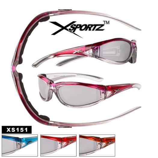 Xsportz™Wholesale Motorcycle Sunglasses - Style #XS151