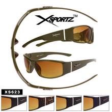 HD Xsportz™ Sport Sunglasses - Style #XS623