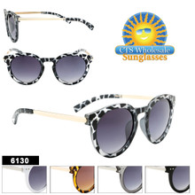Fashion Sunglasses Wholesale- Style #6130