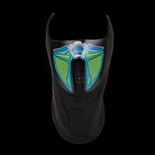 LED Masks - Robot