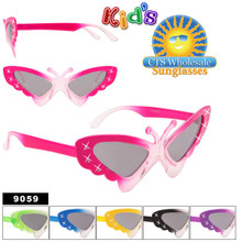 9059 Butterfly Sunglasses