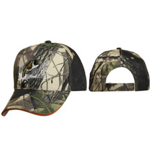 Bass Fish Camouflage Cap