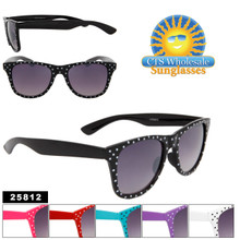 New Polka Dot Wayfarer Sunglasses! Item 25812