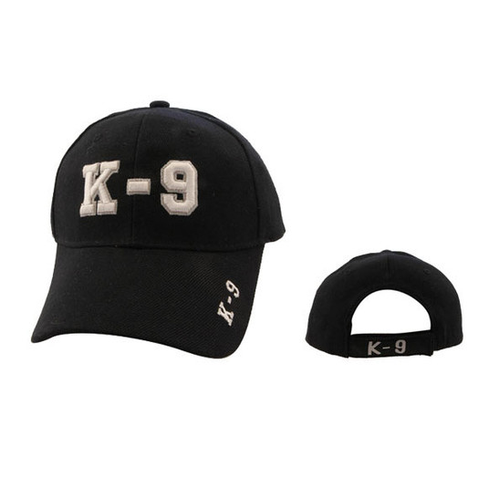 K9 Baseball Cap Wholesale