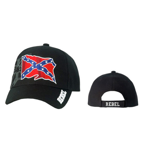 Rebel Flag Baseball Cap