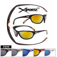 Xsportz™ Sports Sunglasses Wholesale - Style #XS56