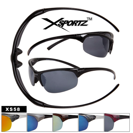 XS58 Sports Sunglasses