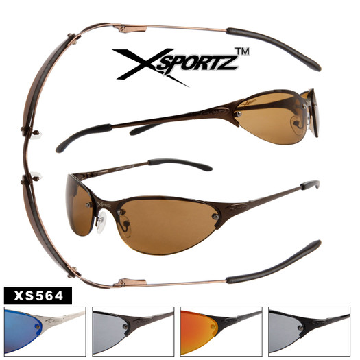 Xsportz™ Sports Sunglasses Wholesale - Style #XS564