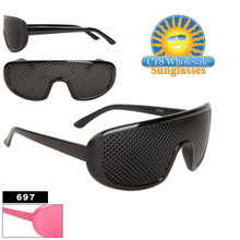Plastic Mesh Novelty Shades 697