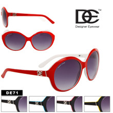 DE71 Ladies Fashion Sunglasses