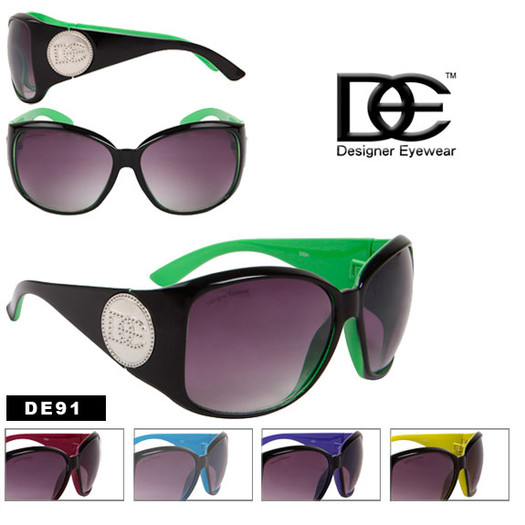 Big Lens Wholesale Fashion DE Sunglasses