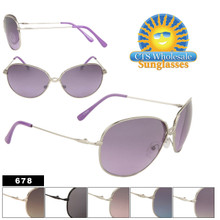 Wholesale Women's Designer Sunglasses 678