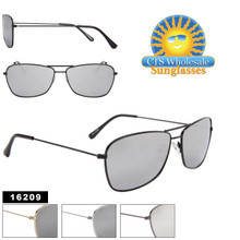Mirrored Lens Aviators 16209