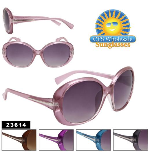 Ladies Large Frame Sunglasses 23614