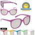 Mirrored Bulk Sunglasses - Style #9015