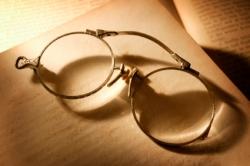 Very Retro Reading Glasses