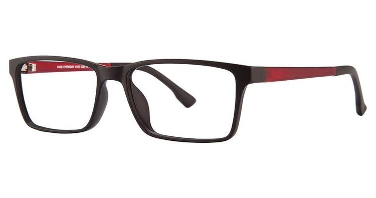 Vivid TR90 229 Black-Red