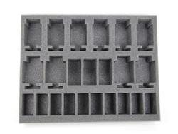 (Dark Eldar) 10 New Hellion 13 Elite Foam Tray (DE11BFL-2)