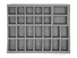 (Gen) Warhammer 40,000 Large Model Troop Foam Tray (BFL)
