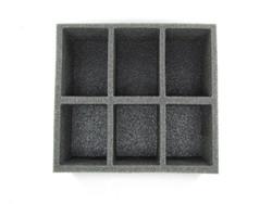 (W/H) Warmachine/Hordes Warjack Warbeast Half Foam Tray (PP.5-2.5)