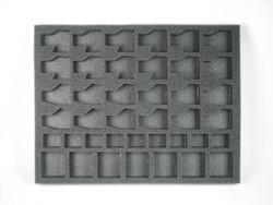 (Ork) 12 Lootaz 12 Burnaz Foam Tray (O08BFL-1.5)